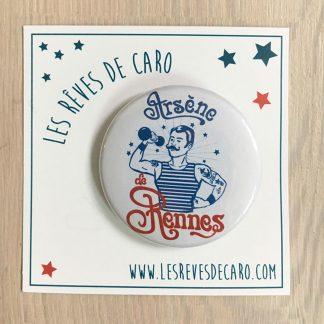 badge cadeau rennes tatoué breton