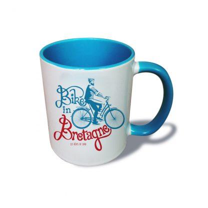 mug tasse vélo vintage rétro