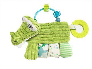 jeu jouet eveil bebe crocodile