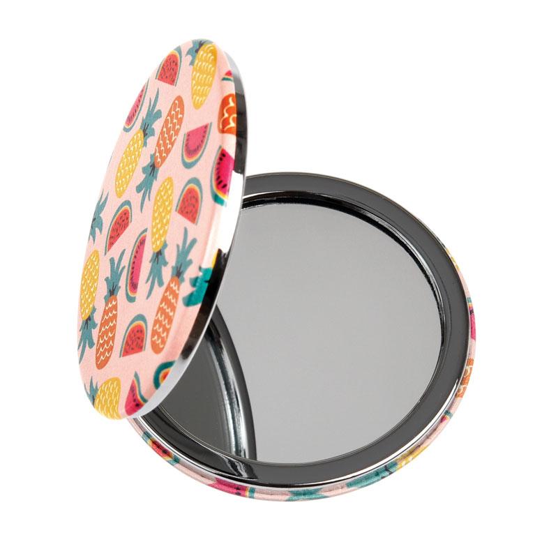miroir de poche fruits la malle confettis. Black Bedroom Furniture Sets. Home Design Ideas