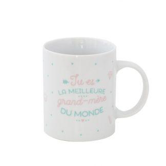 idee fete des grands meres tasse cafe the