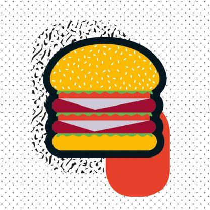 burger ado cadeau fastfood gourmand street food