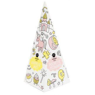 licorne chateau cadeau anniversaire fille copine cupcake fée