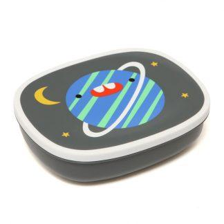 boite bento snack cadeau astronaute espace saturne étoile