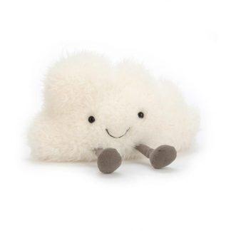 fluffy cadeau naissance doudou enfant decoration chambre mixte