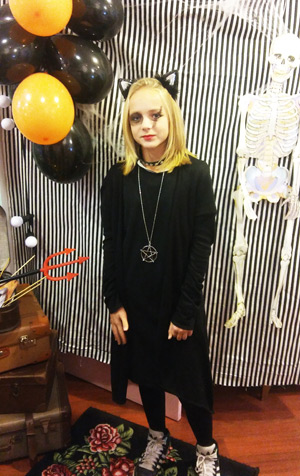 deguise soiree party halloween fun cadeau squelette