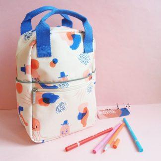 cartable sac de sport bagage kid méduses vacances voyage