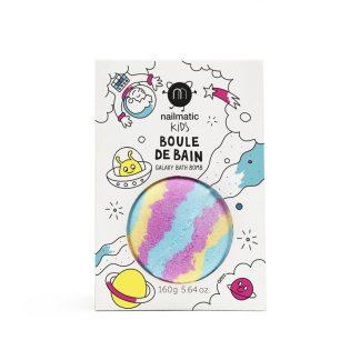 bain moussant bulle colore enfant fun cadeau original espace