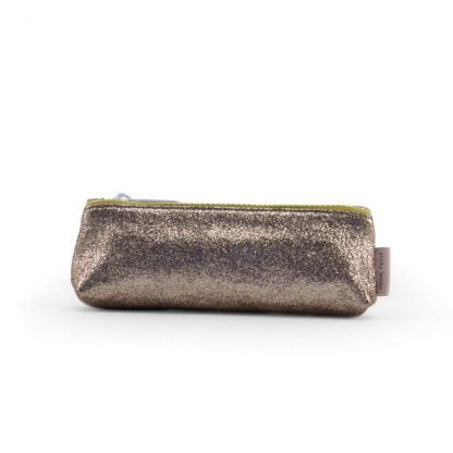 cartable cadeau pencil case brillant girly pochette