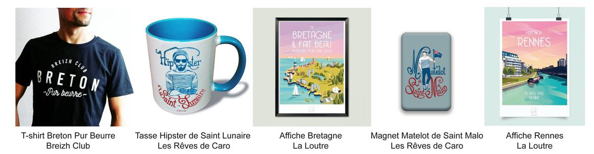 made in breizh breton bretonne cadeaux