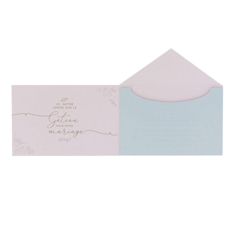 Enveloppe Cadeau Pour Cagnotte De Mariage Mr Wonderful
