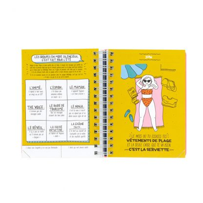 rentree des classes back to school spetembre 2019 cahier carnet journal