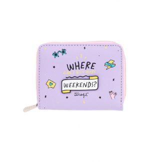 portefeuille cadeau fille copine anniversaire rentree scolaire