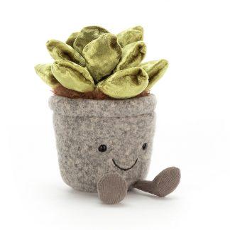 cadeau naissance enfant bebe original mixte decoration plante doudou