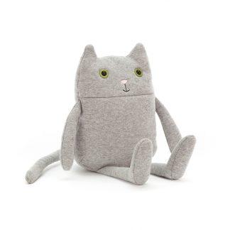 cadeau naissance enfant bebe anniversaire chaton doudou
