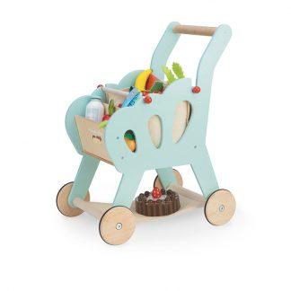 cadeau dinette enfant noel anniversaireshopping trolley