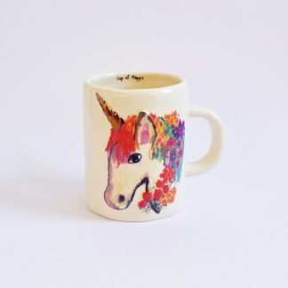 unicorn mug cadeau fille copine amie noel anniversaire