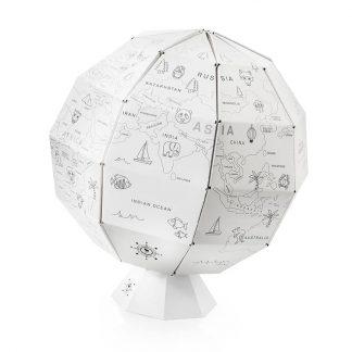 cadeau enfant voyage monde geographie animaux