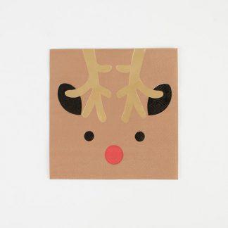 decoration party hristmas decembre anniversaire deco pere noel rudolph