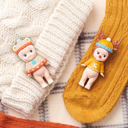 cadeau de table surprise Christmas collection collectionner fillette