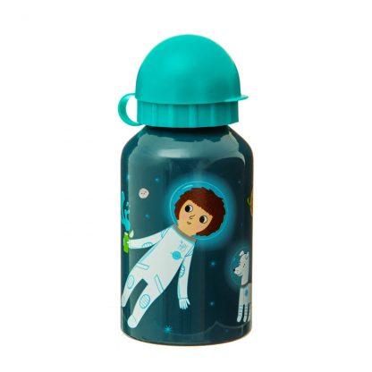boire boisson pique nique gouter lunch bag voyage entrainement sport garcon astronaute fusee singe chien espace