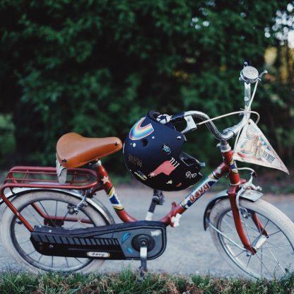 accessoires autocollants cadeaux deux roues street route trajet