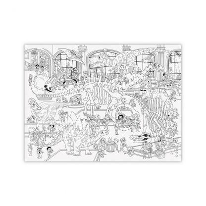 Idee cadeau anniversaire enfant garcon noel copain prehistoire arts creatifs dessin occupation vacances
