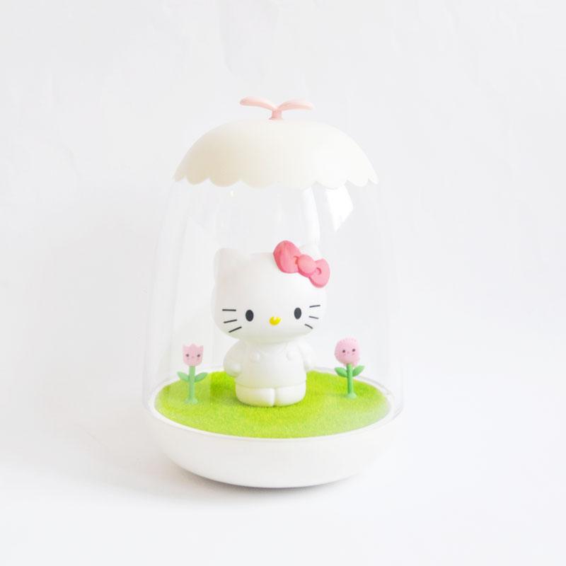 Veilleuse rechargeable Petit Akio, Hello Kitty