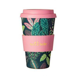 mug café cadeau maman fete des meres féminin plante verdure nature ecologie