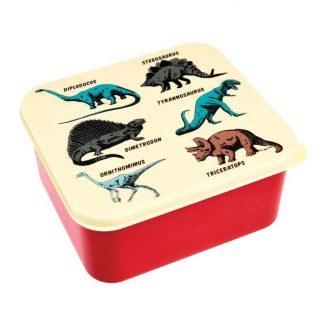 pique-nique déjeuner repas snack garcon tyrannosaure cadeau utile anniversaire