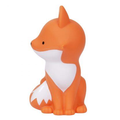 cadeau naissance mixte fox baby shower anniversaire noel animal foret lampe led chambre bebe