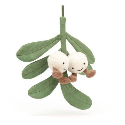 cadeau original enfant bebe naissance decembre bisou tradition premier l'an doudou