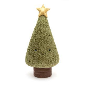 cadeau fete decembre pere noel christmas tree doudou enfant bebe