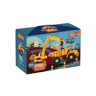 cadeau anniversaire camion tractopelle remorque travaux jeu jouet noel classique