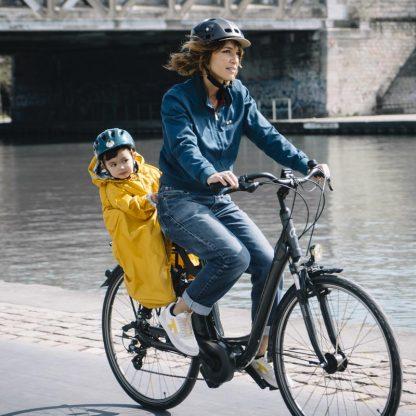 cadeau cycliste famille hiver mi-saison