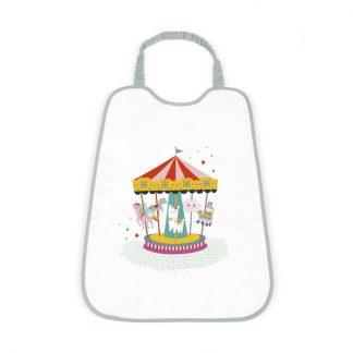 cadeau enfant serviette table cantine maternelle bebe manger