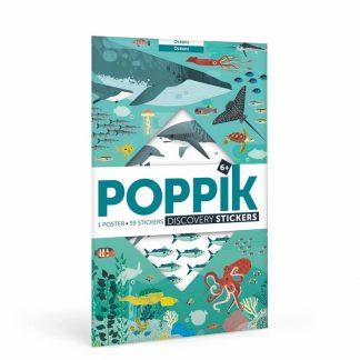 activite manuelle educative decoration chambre cadeau enfant anniversaire noel copain copine mer animaux marins poisson requin baleine